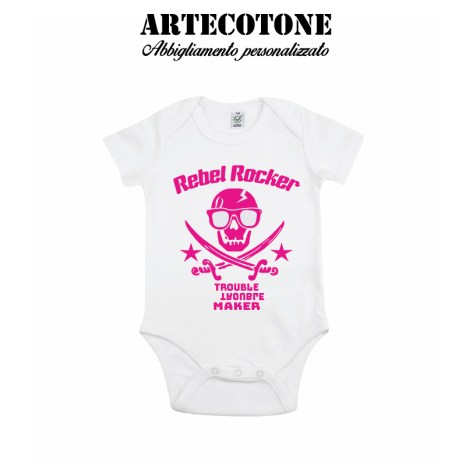 Body rebel rocker organic cotton