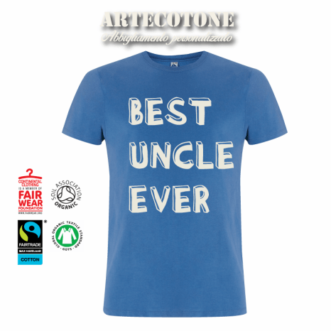 T-shirt Best Uncle Ever