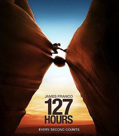 supervivencia 127 horas