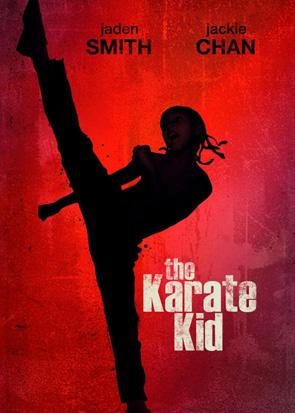 el karate kid 2010