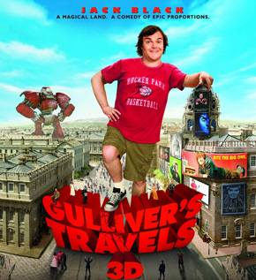 las aventuras de gulliver