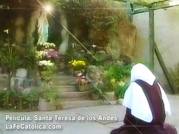 Película y Biografía de Santa Teresa de Jesús de los Andes