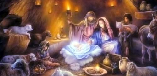 Feliz Navidad - Feliz Cumpleaños Jesús