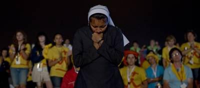 Lluvia de Bendiciones en La Vigilia de Oración de la JMJ 2011