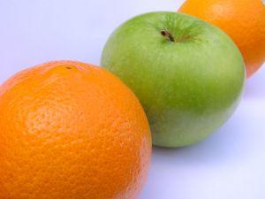 Jugo de Manzana y Naranja para Aumentar tus Defensas