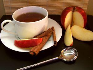 Té de Canela y Manzana para Escalofrío o Resfriado Ligero