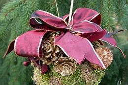 esfera para arbol de navidad