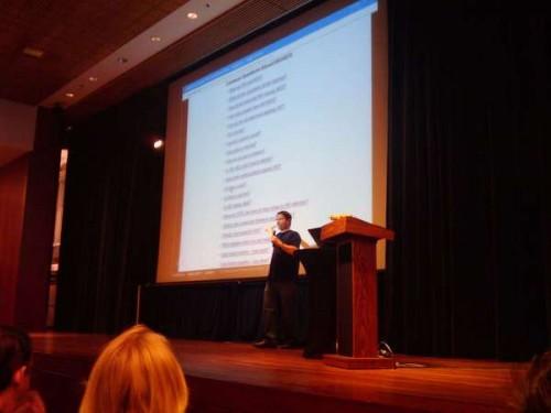 Matt Cutts Wordcamp