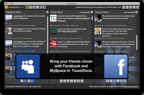 Tweetdeck cliente Twitter