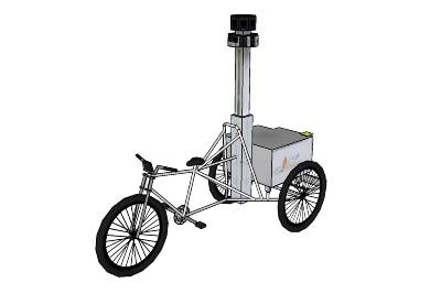 Bicicletas de Google Street View