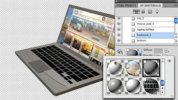 Mejorar realismo 3D con Photoshop CS5
