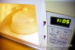 Materiales compatibles con el Horno de microondas