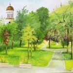 Aldi Stefania - I giardini di Schivenoglia