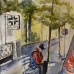 Ferioli Fiorella - Bruno in via Garibaldi