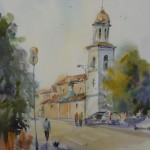Smirnova Tatiana - Il campanile