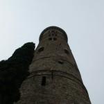 La stupenda torre campanaria della Basilica Ursiana
