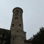 La torre campanaria della Basilica Ursiana
