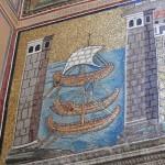 S. Apollinare nuovo - il porto di Ravenna