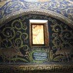 Mausoleo di Galla Placidia - interno