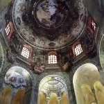 Basilica di San Vitale - la volta