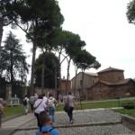 Tutti verso il Mausoleo di Galla Placidia