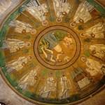 Battistero degli Ariani - interno della cupola