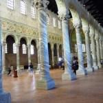 S. Apollinare in Classe - colonnato