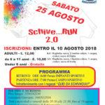 Volantino Schive Run