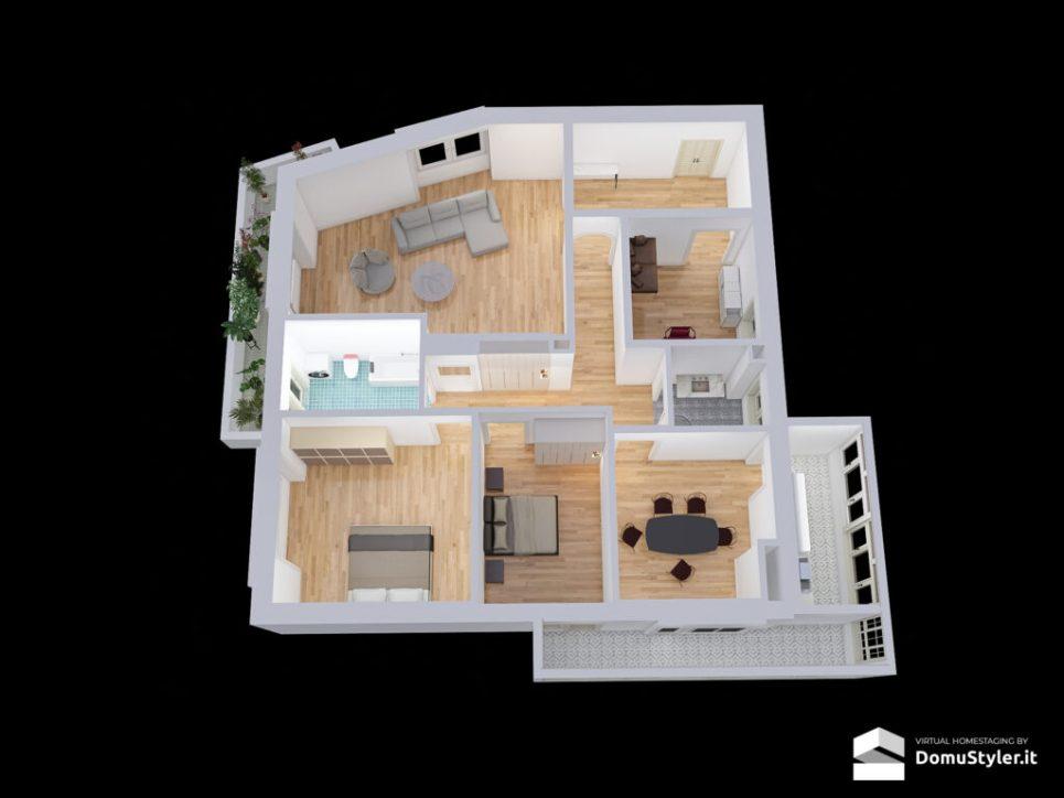 progetto casa 3d