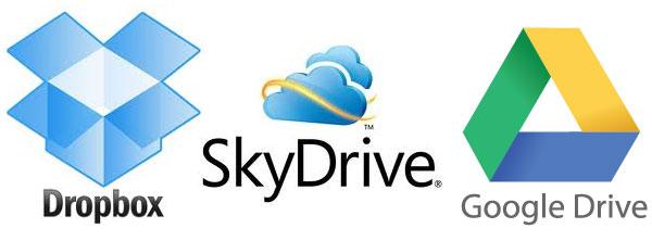Seus arquivos no Google ou SkyDrive não são tão seus, talvez no Dropbox