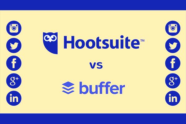 HOOTSUITE e BUFFER: Ferramentas para gerir redes sociais mais conhecidas.