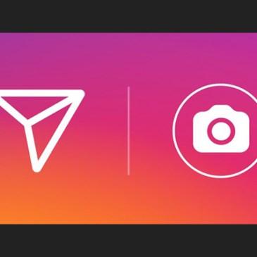 Instagram agora permite que você envie GIFs Giphy em Direct