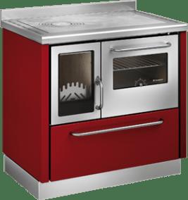 Cucina a legna A900 demanincor