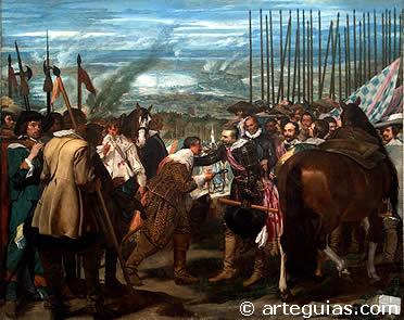 """""""Las lanzas"""" de Velázquez"""