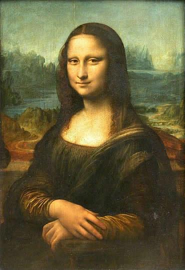 Mona Lisa. Una de las obras maestras del Renacimiento Italiano