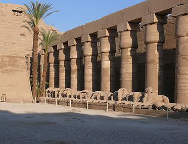 Templos Egipcios: Karnak