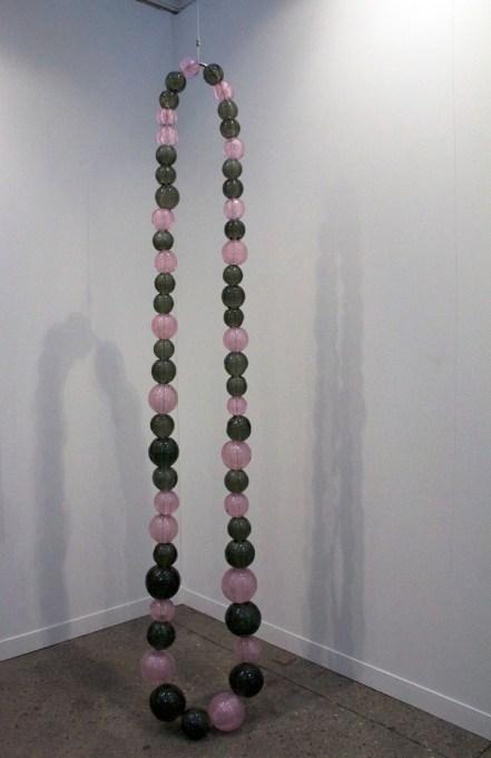 Jean Michel Othoniel, Galerie Perrotin Paris