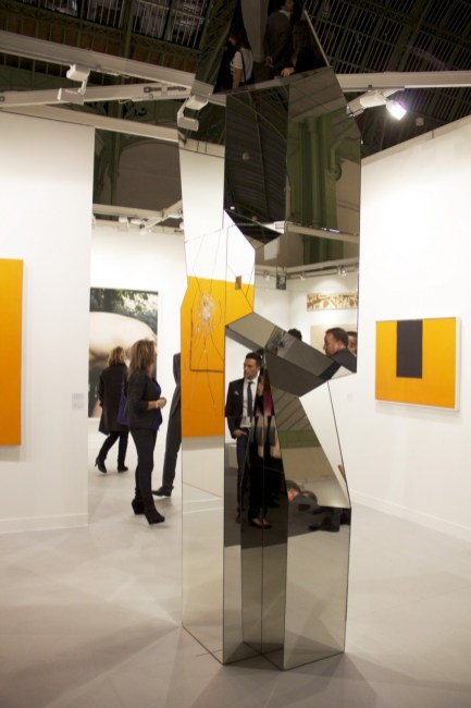 David Altmedj gallery Andrea Rosen NY