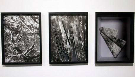 s photos destructurées de Juliette Mogenet à la galerie De Roussan, Paris