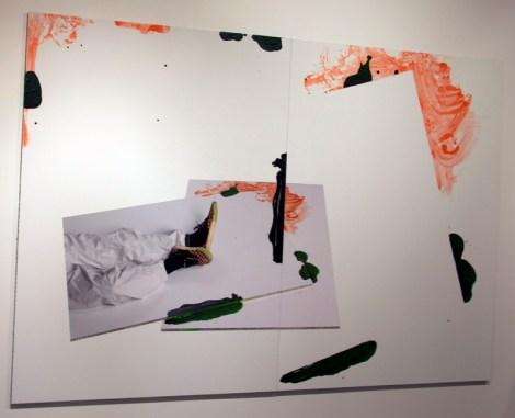 Sarah Tritz- galerie Anne Barrault