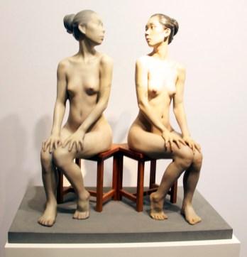 Xooang Choi Reflection, 2012 Galerie A. Benamou - V. Maxé