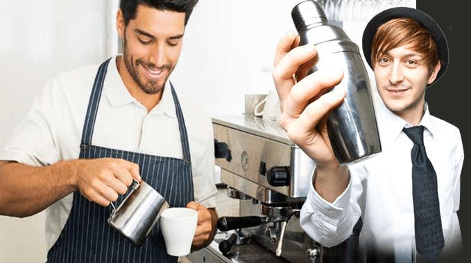 Corso barista e barman