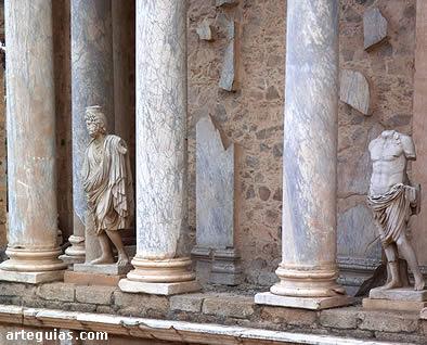 Mérida romana: teatro