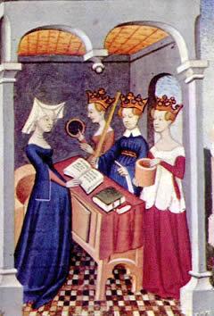 obra de Christine de Pisan