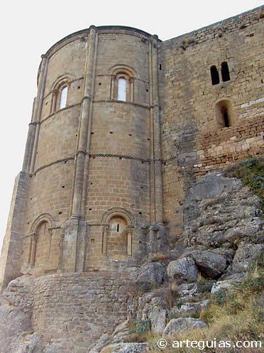 Iglesia del Castillo de Loarre