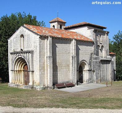 Iglesia de Santa María de Siones, Burgos