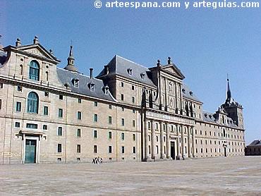 Conjunto del Monasterio de El Escorial