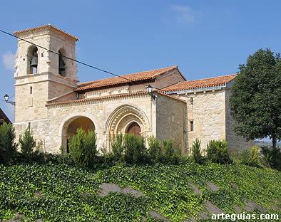 Iglesia de Uzquiano