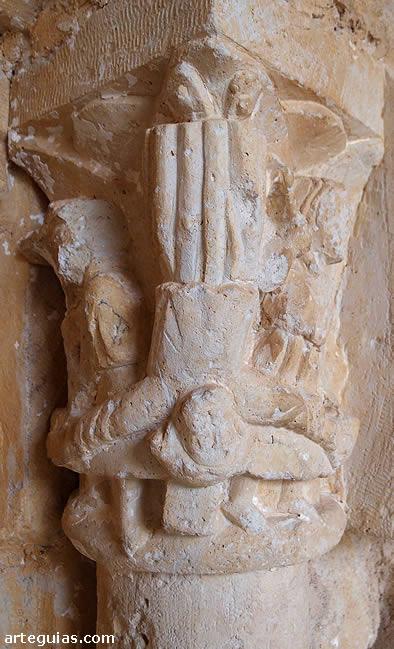 San Pedro crucificado