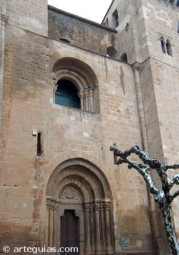 Ejea de los Caballeros. Iglesia del Salvador